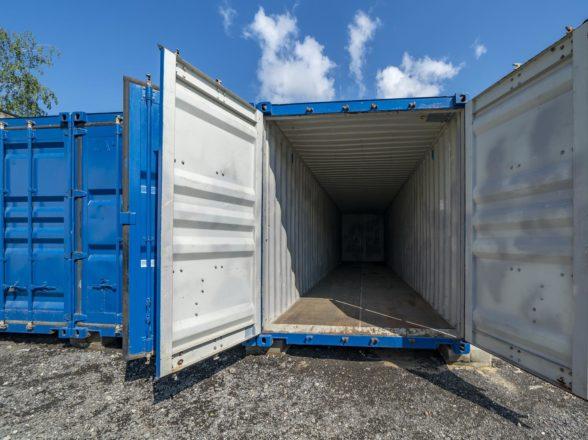 28,5 m2 – kontener magazynowy / magazyn krótkoterminowo