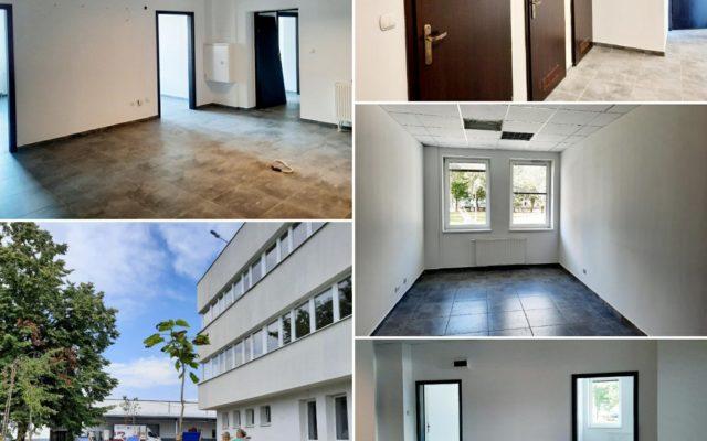 165 m2 – biura / gabinety/ kancelaria wOCL