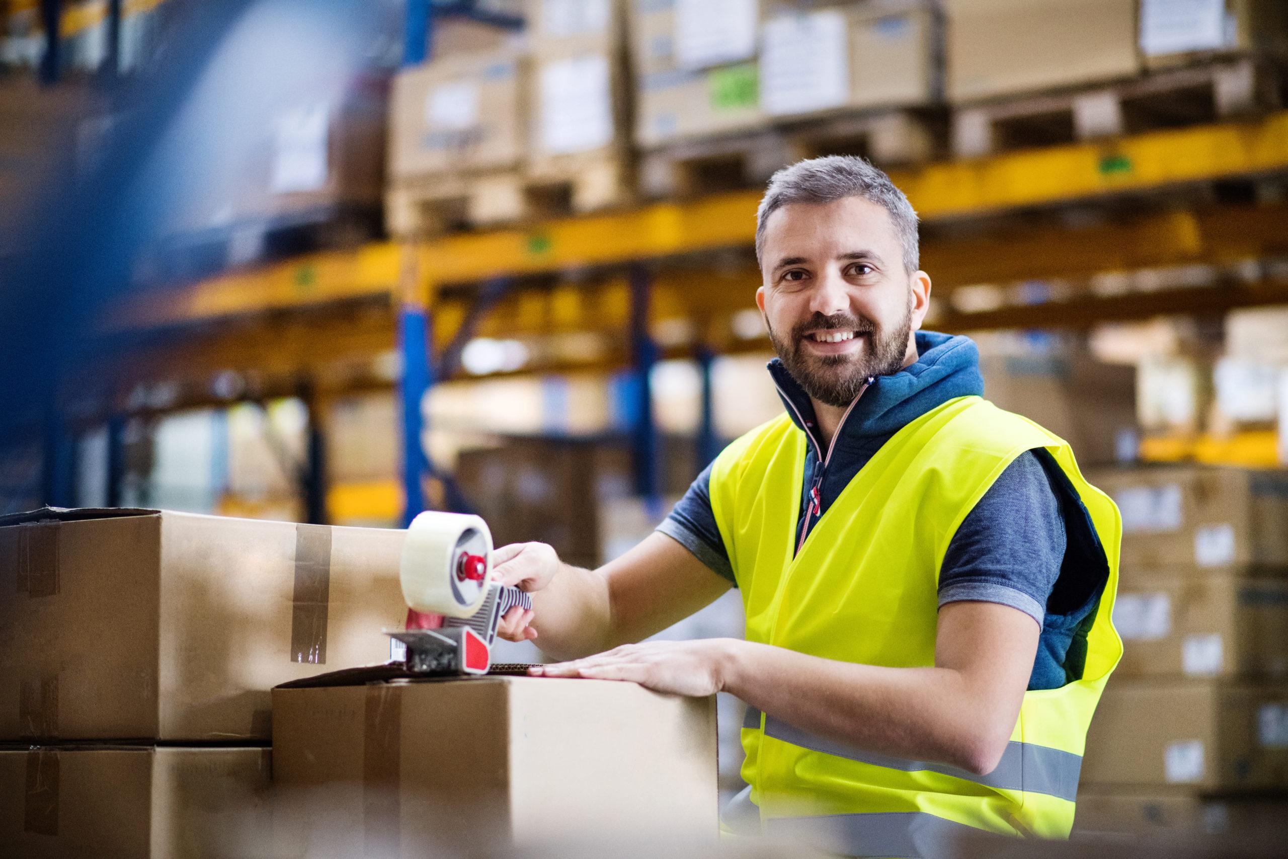 fulfilment logistyka dla e-commerce pakowanie wysyłka rozładunek wOpolu
