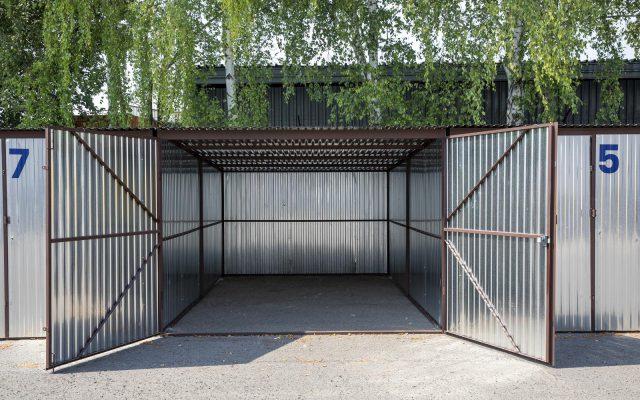 15 m2 – garaż / mały magazyn nastart dla firmy