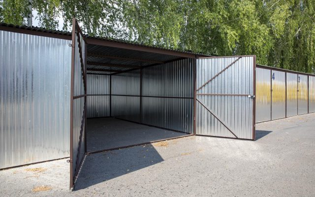 15 m2 – garaż / mały magazyn na start dla firmy