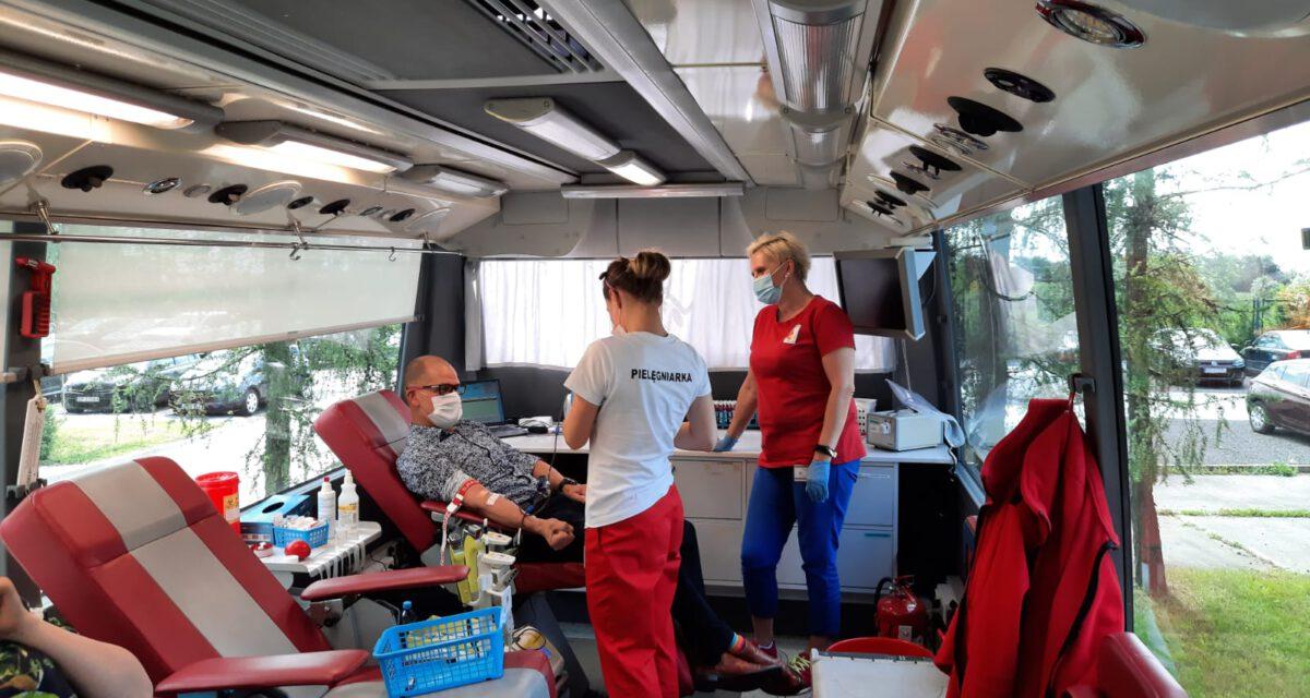 Ratujemy życie wOCL – zbiórka krwi zakończona.